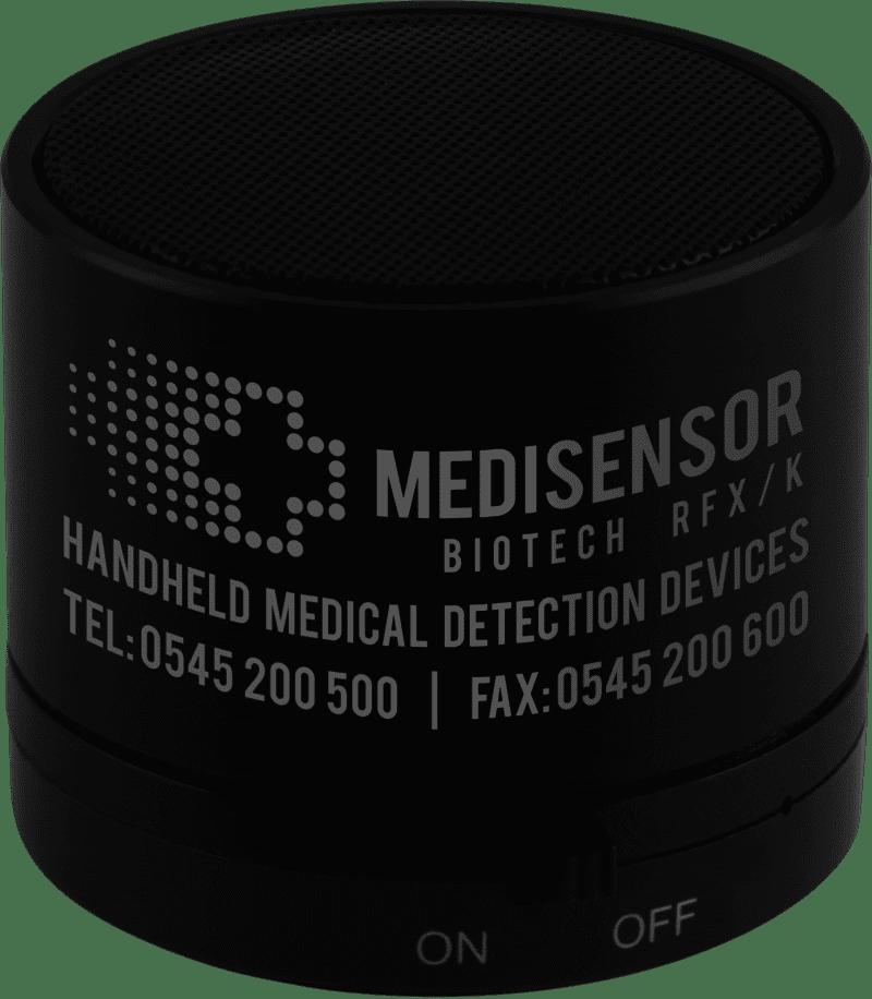 Engraved Bluetooth Speakers