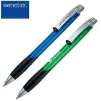 Senator Matrix XL Clear Ball Pens