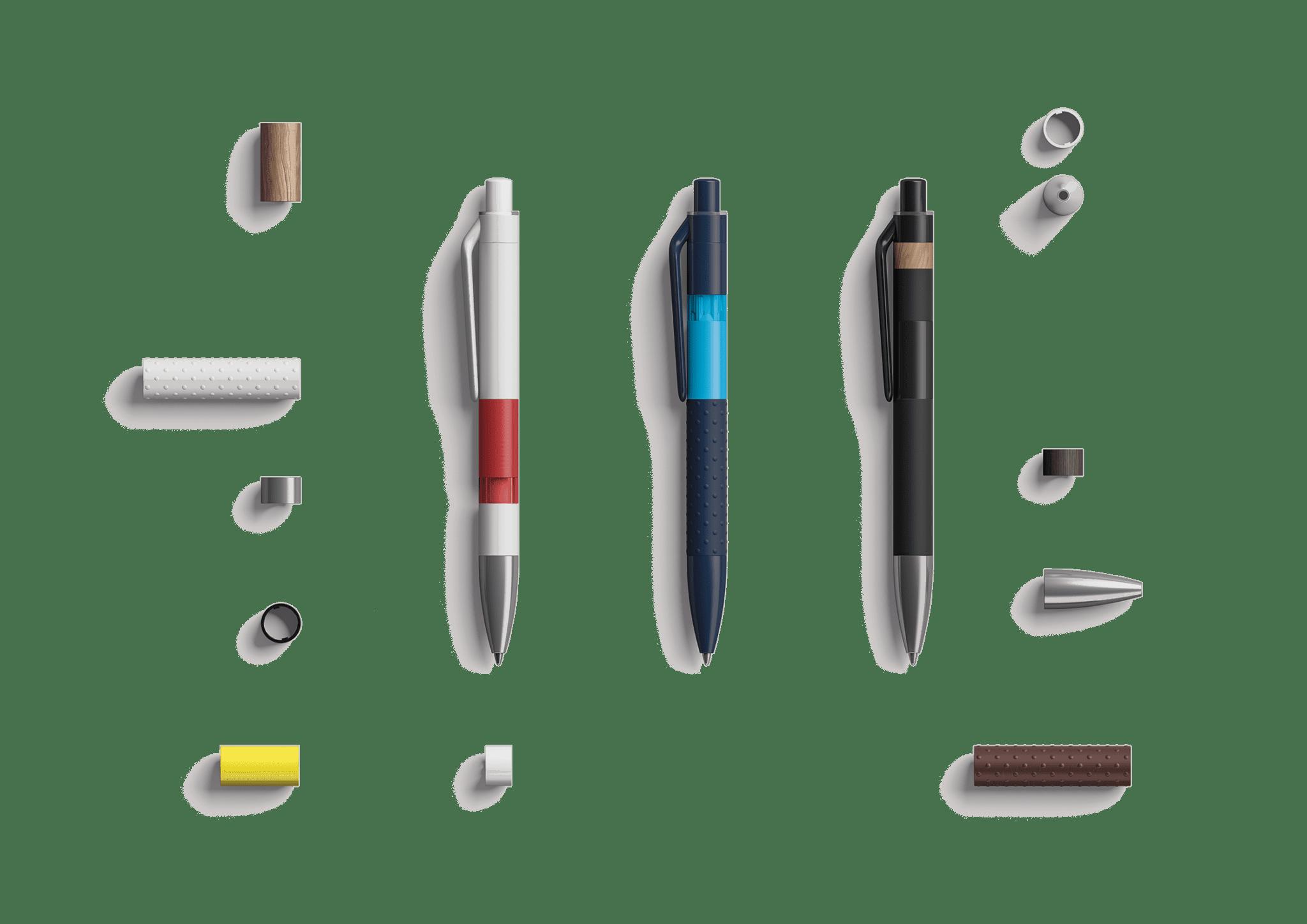 Customisable Prodir Pens
