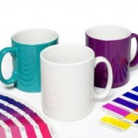 Durham Pantone Matched Mugs