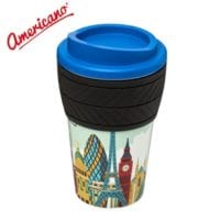 Brite-Americano Tyre 350 ml insulated tumbler
