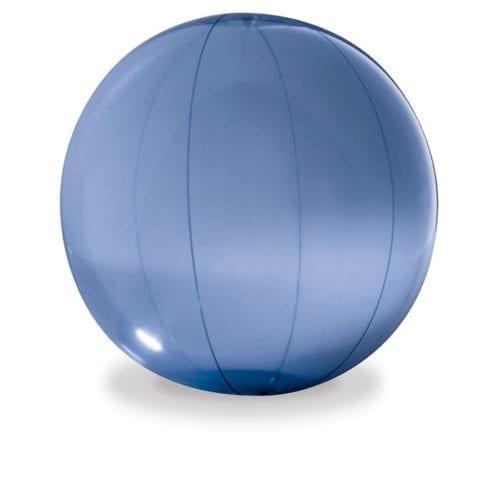 28cm-Transparent-Beach-Balls-Blue