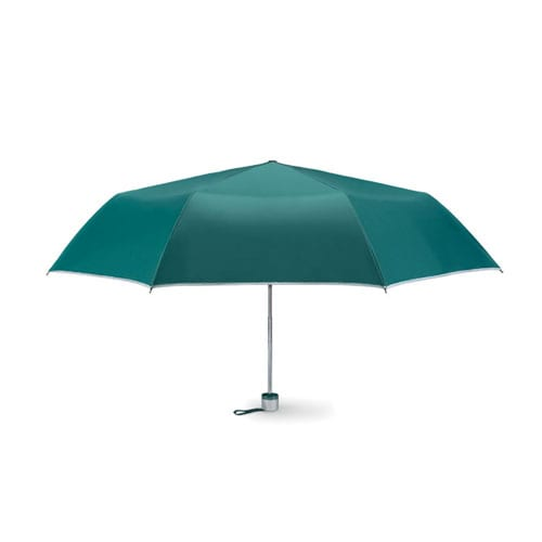 3 Folds Umbrella Green