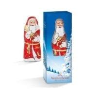 70g Lindt Santas