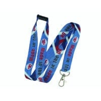 25mm 5 Day Express Dye Sublimation Lanyards