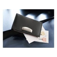 Adlington Bonded Leather Business Card Cases