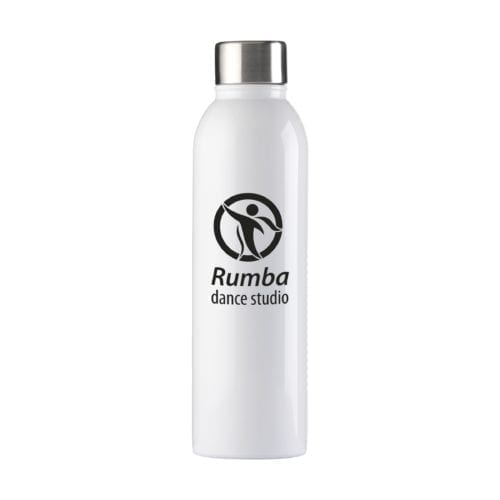 Branded Apollo 500ml Bottles - White with logo