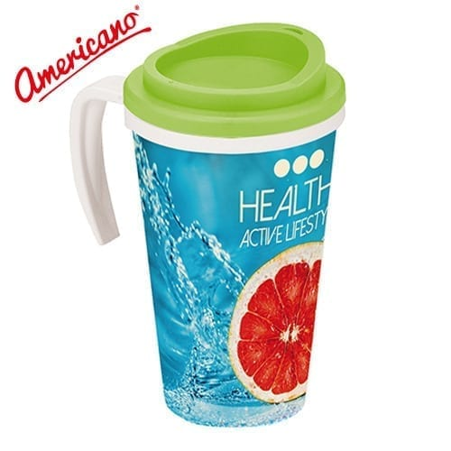 Brite-Americano Grande 350ml Thermal Mugs