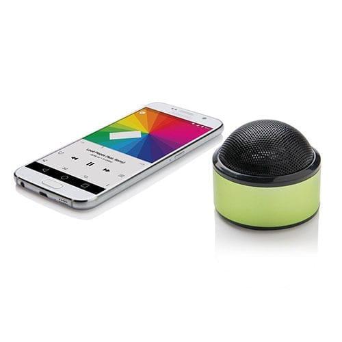 Dome-Speaker-Lime
