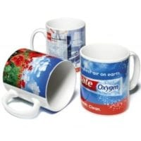 Duraglaze Durham Style Photo Mugs