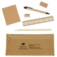 Eco Pencil Case Sets
