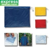 Express Re-usable Rain Ponchos