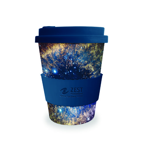 Full Colour 350ml Bamboo Mugs Space