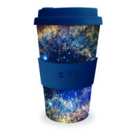 400ml Full Colour Wrap Bespoke Design Bamboo Mugs