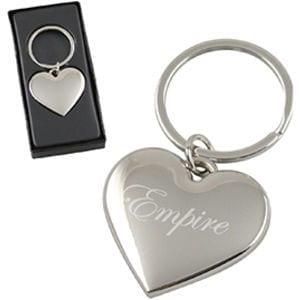Heart-Shaped-Keyrings