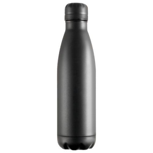 Mood Vacuum Bottles Powder Coated Black