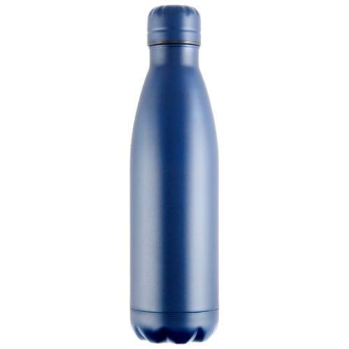 Mood Vacuum Bottles Powder Coated Dark Blue