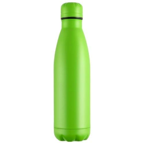 Mood Vacuum Bottles Powder Coated Lime
