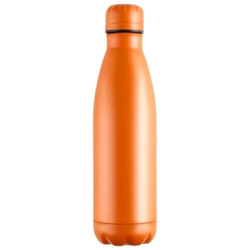 Mood Vacuum Bottles Powder Coated Orange