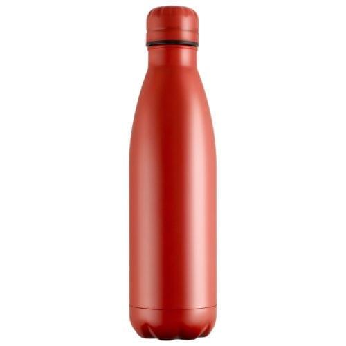 Mood Vacuum Bottles Powder Coated Red