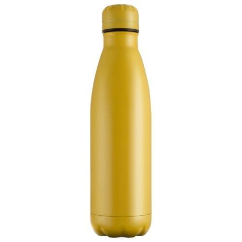 Mood Vacuum Bottles Powder Coated Yellow