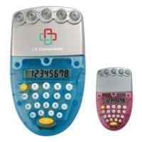 Ozone Water Powered Calculators