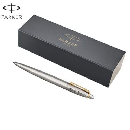 Parker Jotter Stainless Steel Ballpoint Pens