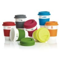 ECO PLA 350ml Coffee Cups