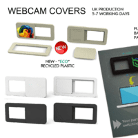 Slide Webcam Covers