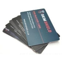 RFID Shield Card