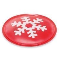 Deby Round Snowflake Handwarmers