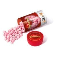 Valentines Clear Tube – Mini Millions