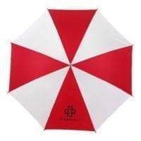 Value Auto Open BiColour Umbrellas