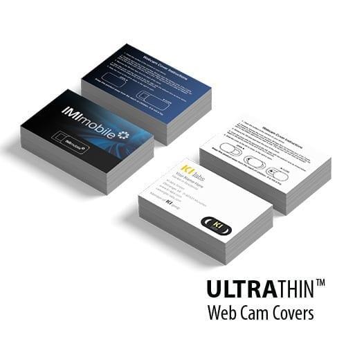Webcam-Backing-Cards