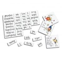 A5 Magnetic Word Games