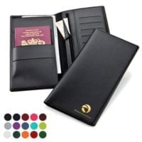 Belluno PU Deluxe Travel Wallets