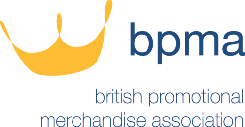 british promotional merchandise association logo