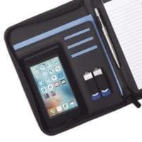 Pembury A5 Zipped Folders