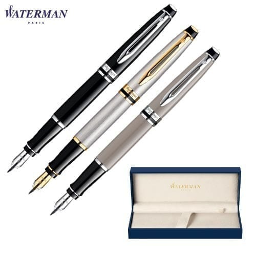 Waterman Expert Fountain Pens