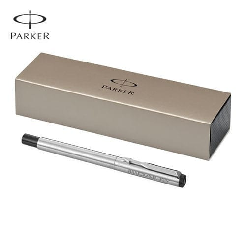 Parker Vector Stainless Steel Rollerball Pens