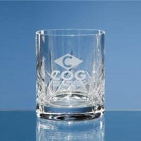 Flamenco Crystalite Panel Whisky Tumblers