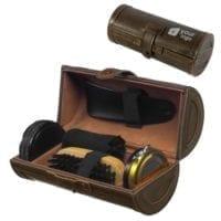 Luxury Shoe Polish Kit in Case