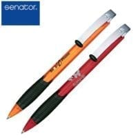 Senator Matrix Clear Ball Pens