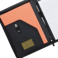 Dartford A4 Zipped Folders