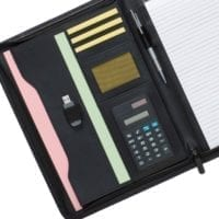 Dartford A4 Zipped Calculator Folders
