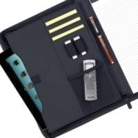 Dartford A5 Zipped Folders
