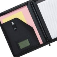 Dartford A4 Zipped Ring Binders