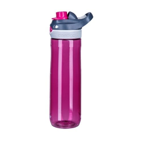 Promotional Contigo Autospout Chug Bottles Branded Purple Side