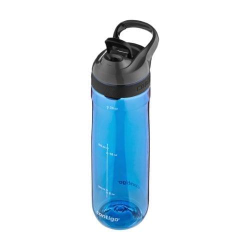 Promotional Contigo Cortland Drinking Bottles Blue Side