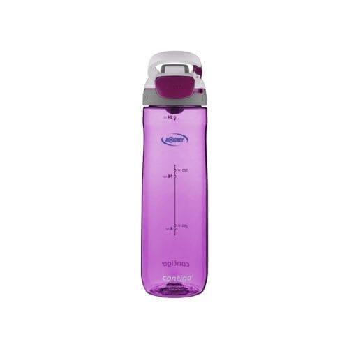 Promotional Contigo Cortland Drinking Bottles Branded Purple